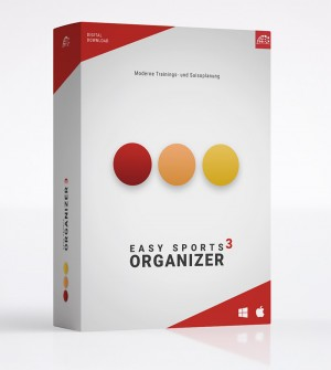 easy Sports-Organizer 3 für Windows - Alle Sportarten