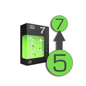 easy Sports-Graphics 7 PROFESSIONAL UPDATE von Version 5 auf 7