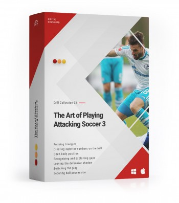EC 03: The Art of Playing Attacking Soccer 3