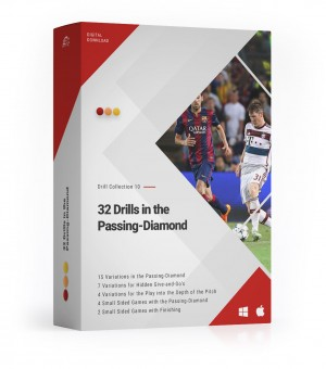 EC 10: 32 Drills in the Passing Diamond